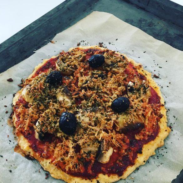 "Pizza ""sans"" by mylene"