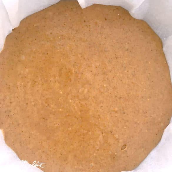 Clafoutis sans oeufs aux cerises - étape 6